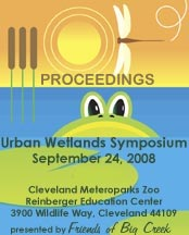 Urban Wetlands Symposium