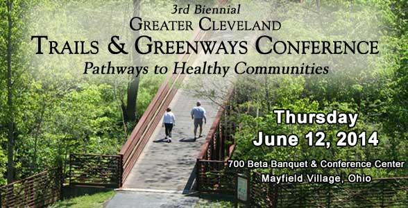 Greater Cleveland Trails & Greenways Conference 6/12