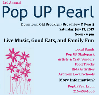 Pop UP Pearl 7/13